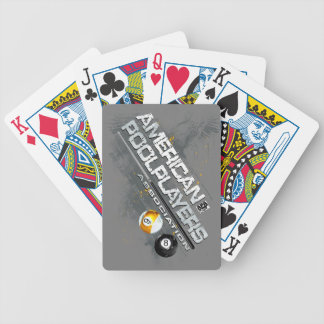 APA Slanted Design Bicycle Playing Cards