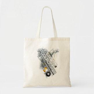 APA Slanted Design Budget Tote Bag