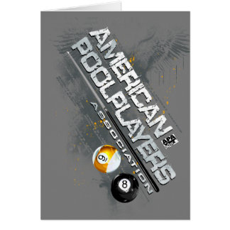 APA Slanted Design Card