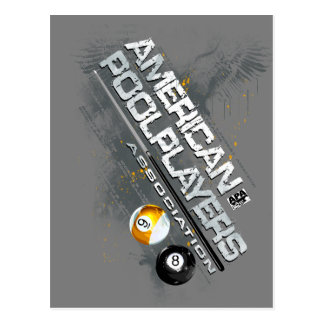 APA Slanted Design Postcard