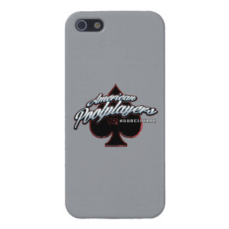 APA Spade iPhone 5 Cases