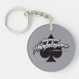APA Spade Key Ring