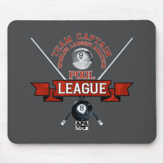 APA Team Captain Mouse Mat