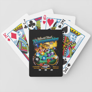 APA World Pool Championships 2017 Bicycle Playing Cards
