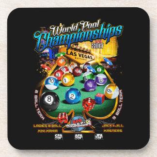 APA World Pool Championships 2017 Coaster