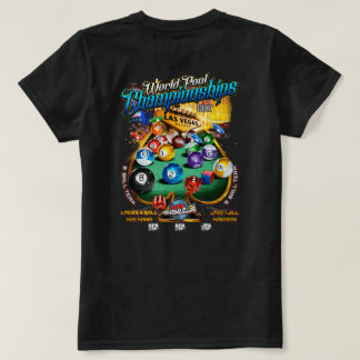 APA World Pool Championships 2017 T-Shirt