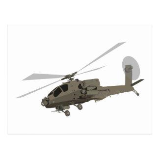 Apache AH-64 Postcards