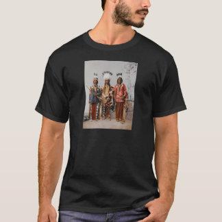 Apache Chiefs Garfield Ouche Te Foya 1899 T-Shirt