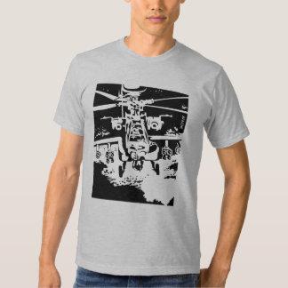 Apache Dark Tshirts
