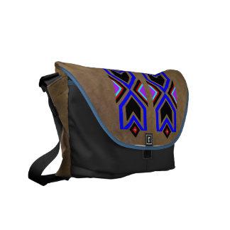 Apache Design Bag Messenger Bag