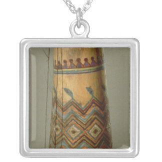 Apache fiddle, from Arizona Silver Plated Necklace