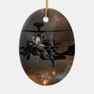 Apache Storm Christmas Ornament