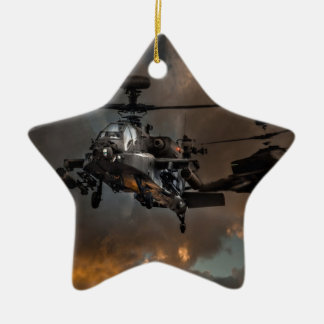 Apache Storm Christmas Ornament