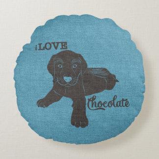 APAL - Chocolate Labrador | Dog Lovers Pillow
