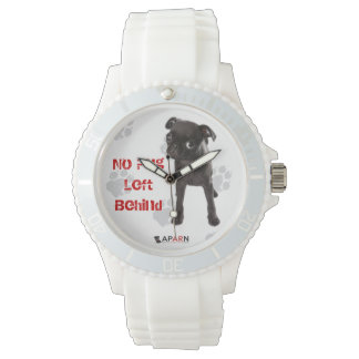 "APARN ""No Pug Left Behind"" Sport Watch"