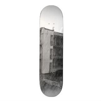 Apartment Building 20 Cm Skateboard Deck