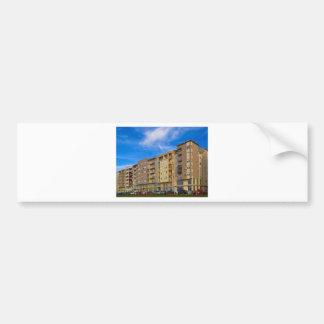 apartment building bumper stickers