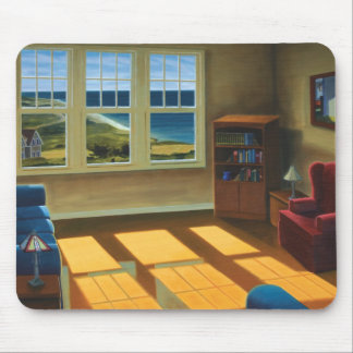 Apartment By The Sea 2006 Mouse Mat