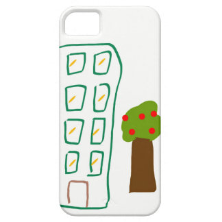 Apartment house iPhone 5 cases
