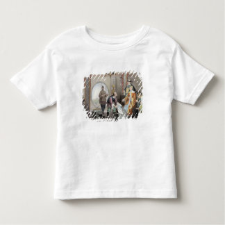 Apartment in a Mandarin's House, near Nanking, fro Toddler T-Shirt