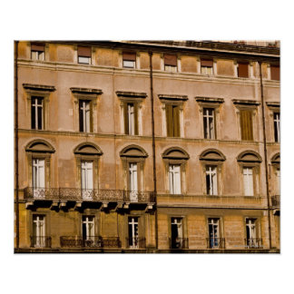 Apartments, Rome, Italy 2 Poster