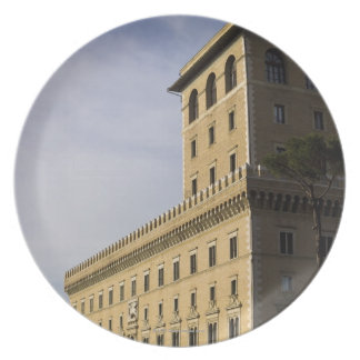 Apartments, Rome, Italy 3 Plate