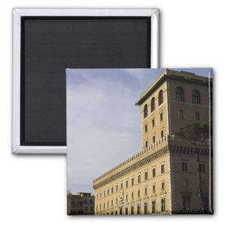 Apartments, Rome, Italy 3 Square Magnet