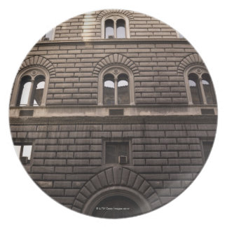Apartments, Rome, Italy Plate