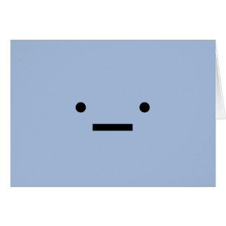 Apathy (emoticon): cards