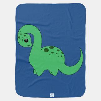 Apatosaurus - Baby blanket
