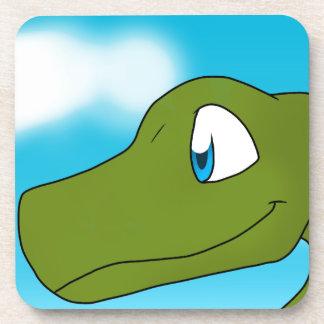 Apatosaurus/Brontosaurus Drink Coasters