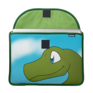 Apatosaurus/Brontosaurus MacBook Pro Sleeves