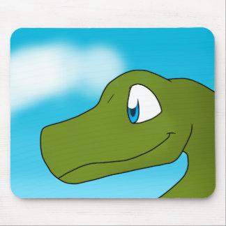 Apatosaurus/Brontosaurus Mouse Pad