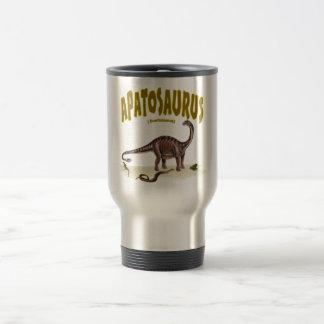 Apatosaurus (brontosaurus ) coffee mugs