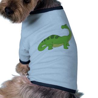 Apatosaurus Pet T-shirt