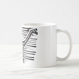 Apatosaurus Fossil Mug