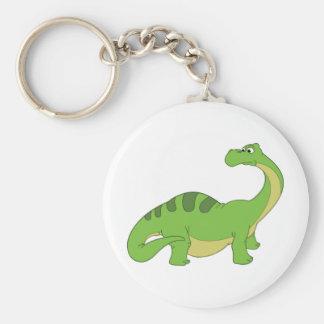 Apatosaurus Keychains