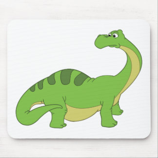Apatosaurus Mouse Pad