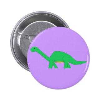Apatosaurus pin