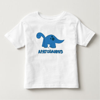 Apatosaurus Toddler T-Shirt