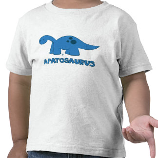 Apatosaurus Tee Shirt
