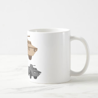 APC armored personnel carrier Coffee Mug