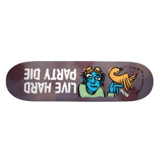 APDECK_CAMERON_Art_StrikeLive Skate Board Decks