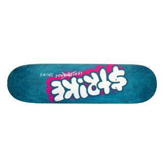 APDECK_CAMERON_Art_StrikeLogoTEAL Skateboards