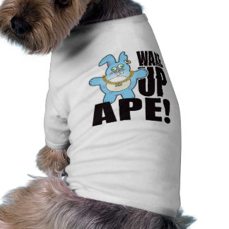Ape Bad Bun Wake Pet Tee