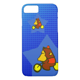 Ape on the road iPhone 8/7 case