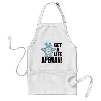 Apeman Bad Bun Life Standard Apron