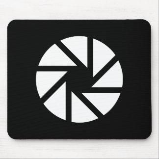 Aperture Pictogram Mousepad
