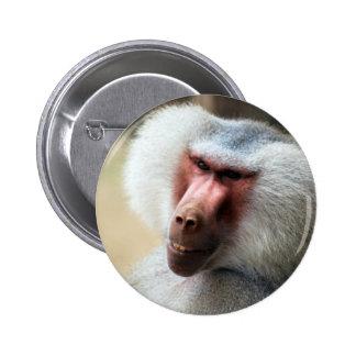 Apes Howdy 6 Cm Round Badge