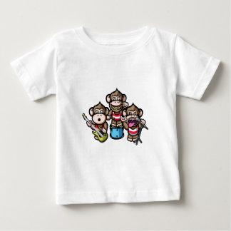 Apes Rock Baby T-Shirt